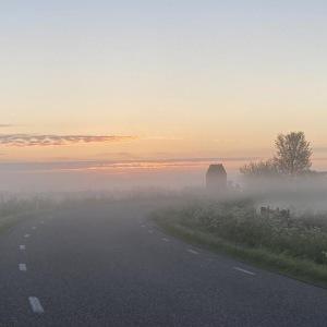 de weg naar Gaastmeer