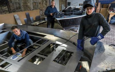 Jonge Gaastmeerders bouwen aan een toekomst