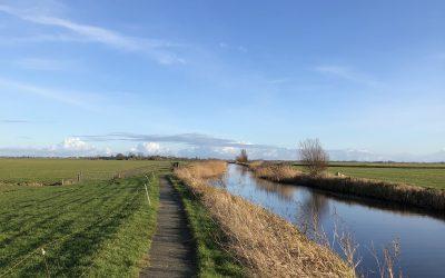Wandelen rondom Gaastmeer, altijd goed om te doen